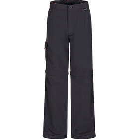 Regatta Sorcer Zip/Off Trousers Kinder ash
